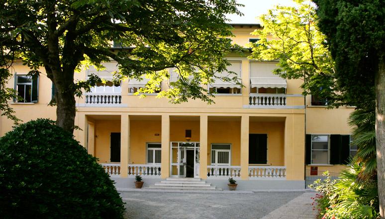 Fondazione casa di riposo belvedere onlus for Piano di fondazione di casa